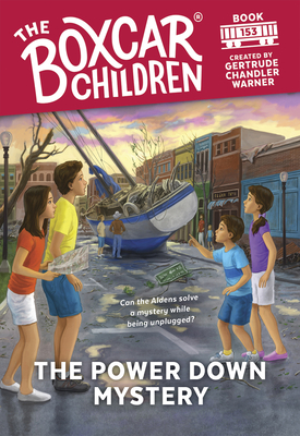 The Power Down Mystery - Book #153 of the Boxcar Children