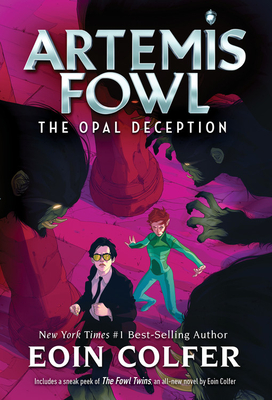 The Opal Deception - Book #4 of the Artemis Fowl