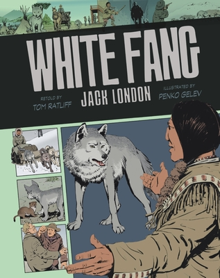 White Fang, 15 1454939834 Book Cover