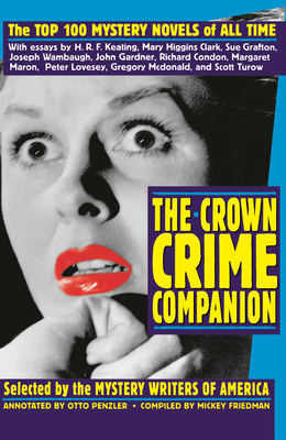The Crown Crime Companion: The Top 100 Mystery Novels of All Time - Book  of the Mystery Writers of America Anthology