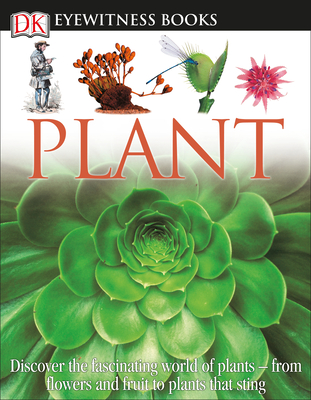 Plant - Book  of the DK Eyewitness Books
