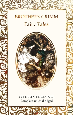 Brothers Grimm Fairy Tales 1839641738 Book Cover