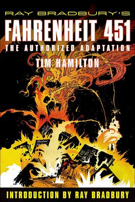Ray Bradbury's Fahrenheit 451: The Authorized A... 1613838344 Book Cover