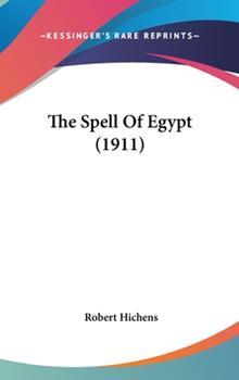 Hardcover The Spell of Egypt Book
