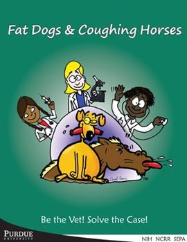 Fat Dogs and Coughing Horses 193273922X Book Cover
