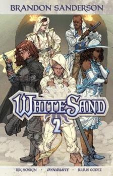 Brandon Sanderson's White Sand Volume 2 Tp - Book  of the Cosmere