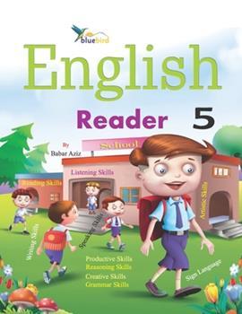 Paperback Bluebird English Reader 5 Book