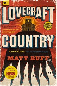 Paperback Lovecraft Country Book