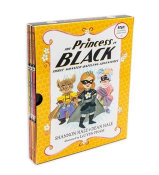 The Princess in Black, Books 4-6 - Book  of the Princess in Black
