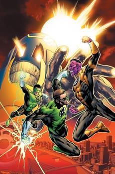 Green Lantern, Volume 5: The Sinestro Corps War, Volume 2 - Book  of the Green Lantern #Hal Jordan vol. 2