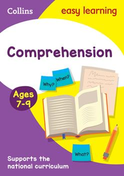 Paperback Collins Easy Learning Age 7-11 ? Comprehension Ages 7-9: New Edition Book