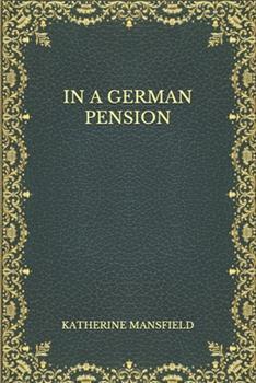 Paperback In a German Pension Book