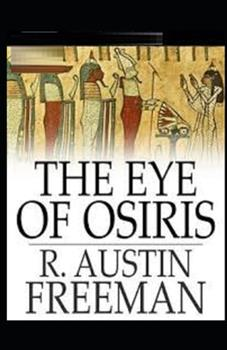 Paperback The Eye of Osiris Illustrated Book