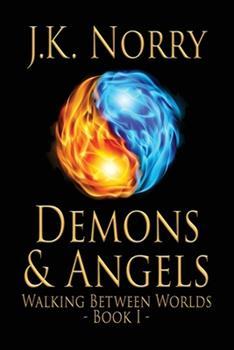 Paperback Demons & Angels Book