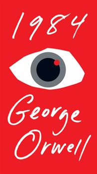 Nineteen Eighty-Four 0451524934 Book Cover
