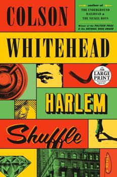 Paperback Harlem Shuffle [Large Print] Book