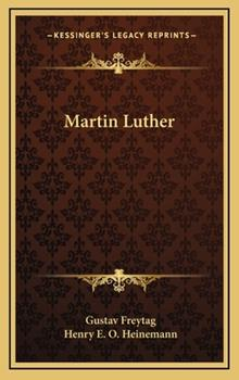 Hardcover Martin Luther Book