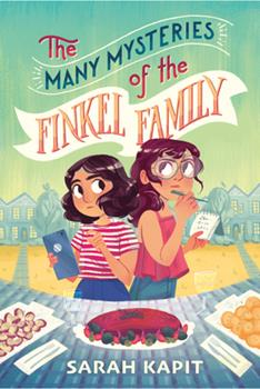 Hardcover The Many Mysteries of the Finkel Family Book