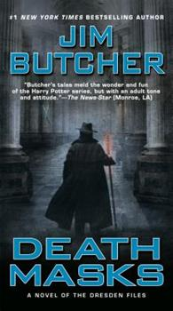 Death Masks 0451459407 Book Cover