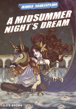 Paperback Manga Shakespeare: A Midsummer Night's Dream Book