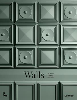 Hardcover Walls: The Revival of Wall Decoration Book