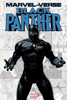 Paperback Marvel-Verse: Black Panther Book