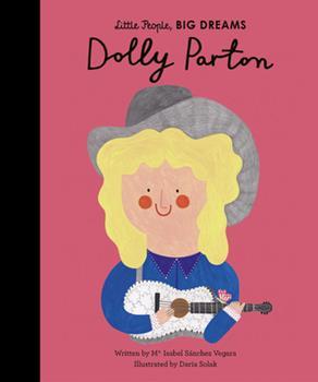 Hardcover Dolly Parton Book