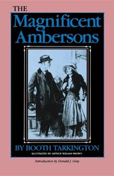 Paperback The Magnificent Ambersons Book