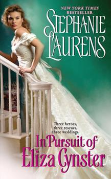 In Pursuit of Eliza Cynster - Book #17 of the Cynster