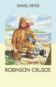 Paperback Robinson Crusoe Book