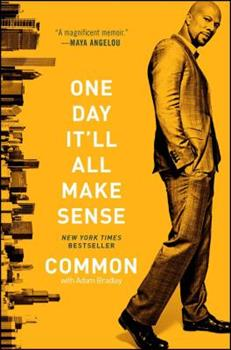 Paperback One Day It'll All Make Sense Book
