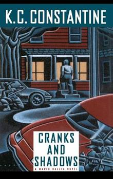 Cranks and Shadows (A Mario Balzic Novel) 0892965436 Book Cover