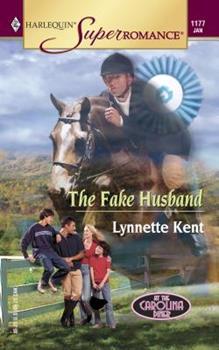 The Fake Husband : At the Carolina Diner (Harlequin Superromance No. 1177) - Book #4 of the At the Carolina Diner