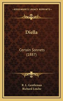 Hardcover Diell : Certain Sonnets (1887) Book