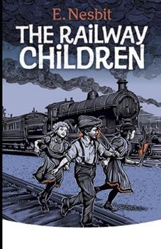 Paperback The Railway Children Illustrated Book
