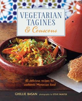Vegetarian Tagines  Couscous: 65 delicious recipes for authentic Moroccan food 1788792408 Book Cover