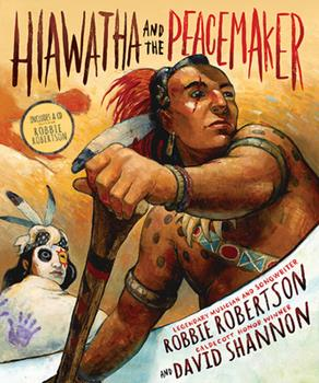 Hardcover Hiawatha and the Peacemaker Book