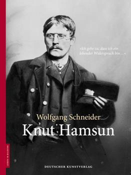 Hardcover Knut Hamsun [German] Book