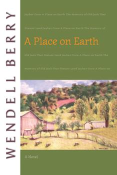A Place on Earth 0865470448 Book Cover