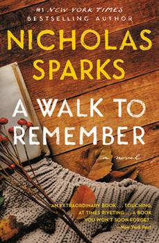 A Walk to Remember 0446608955 Book Cover