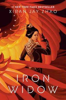 Hardcover Iron Widow Book