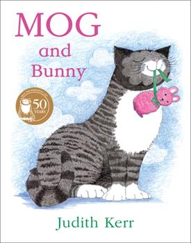 Mog and Bunny 0394822498 Book Cover
