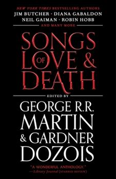 Songs of Love and Death - Book  of the Dresden Files