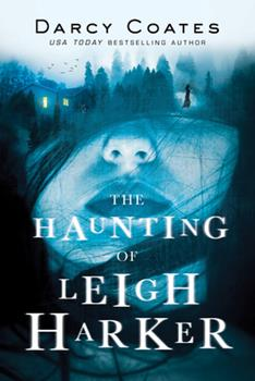 Paperback The Haunting of Leigh Harker Book