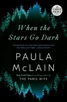 Paperback When the Stars Go Dark [Large Print] Book