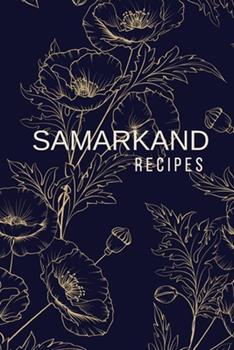 Paperback Samarkand: Recipes Book