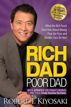 Rich Dad , Poor Dad 1612680194 Book Cover