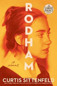 Paperback Rodham : A Novel [Large Print] Book