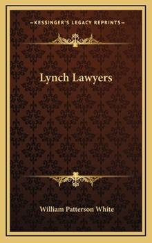 Hardcover Lynch Lawyers Book