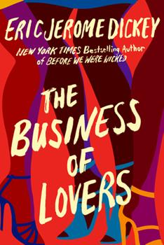 Hardcover The Business of Lovers : A Novel Book